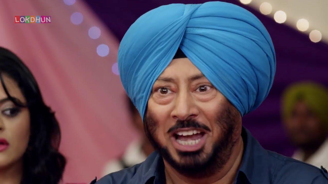 Neeru De Papa - Punjabi Comedy Scene | Jaswinder Bhalla | Funny Punjabi Movie