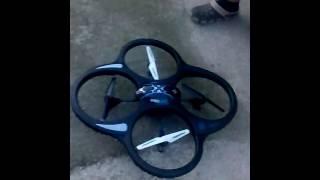 Il drone di mio fratello