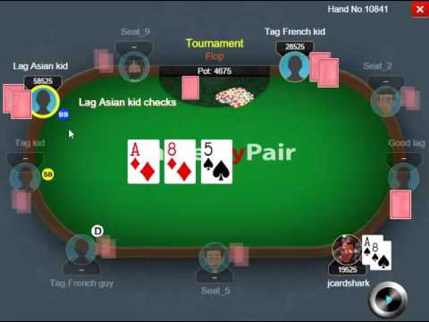 Weekly Poker Hand, Episode 68: Adjusting To Your Crazy Image