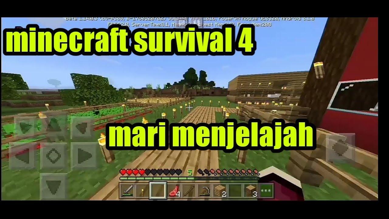 Bermain survival lagi