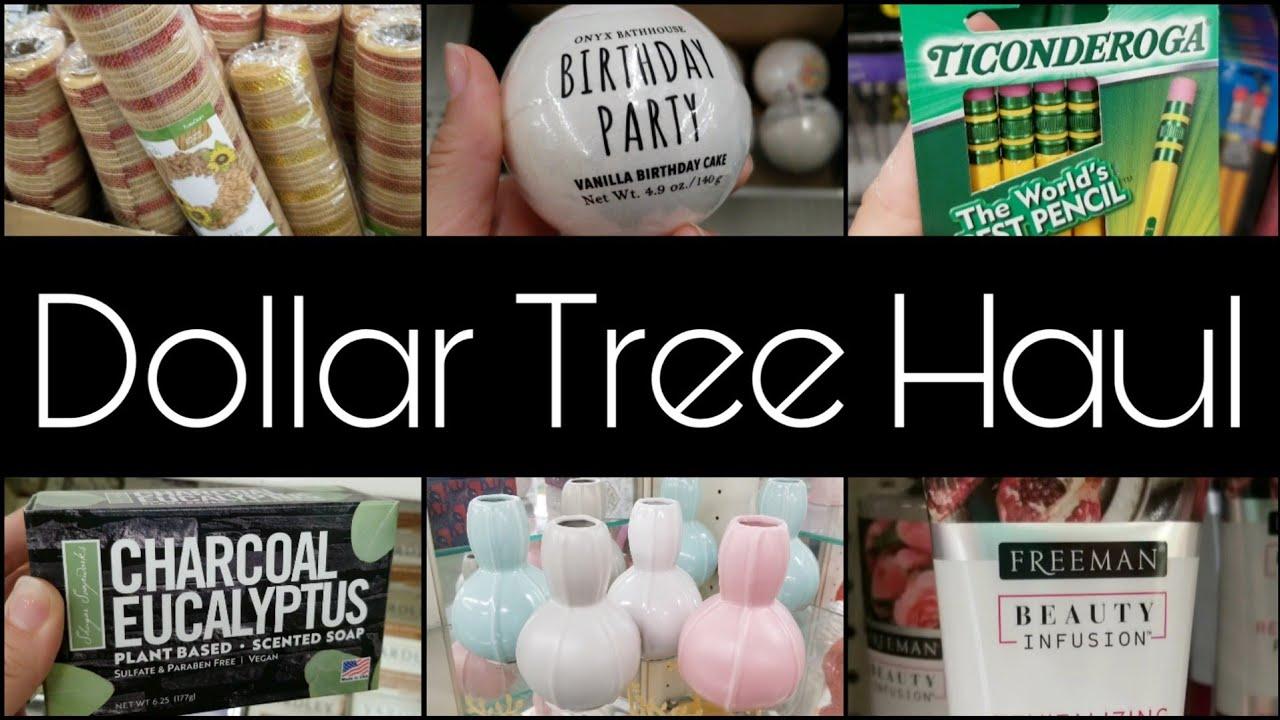 Dollar Tree Haul • new items July 2020