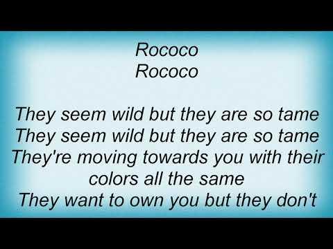 Arcade Fire - Rococo Lyrics
