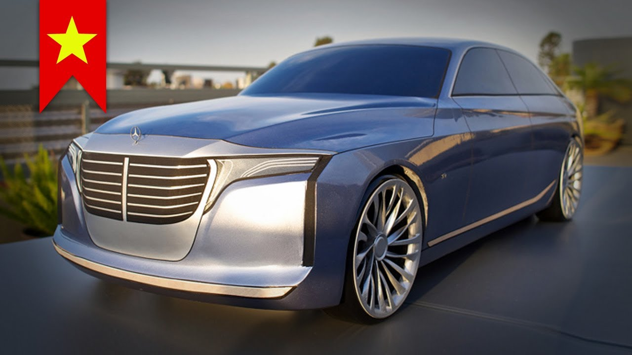 2021 Mercedes Benz U Class Concept Car Youtube