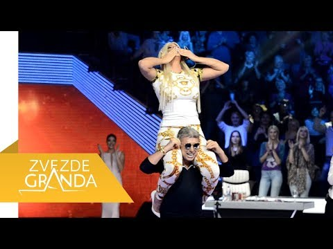 Jelena Karleusa - Ostavljam te - Novogodisnje ludilo u Zvezdama Granda 30.12.2017