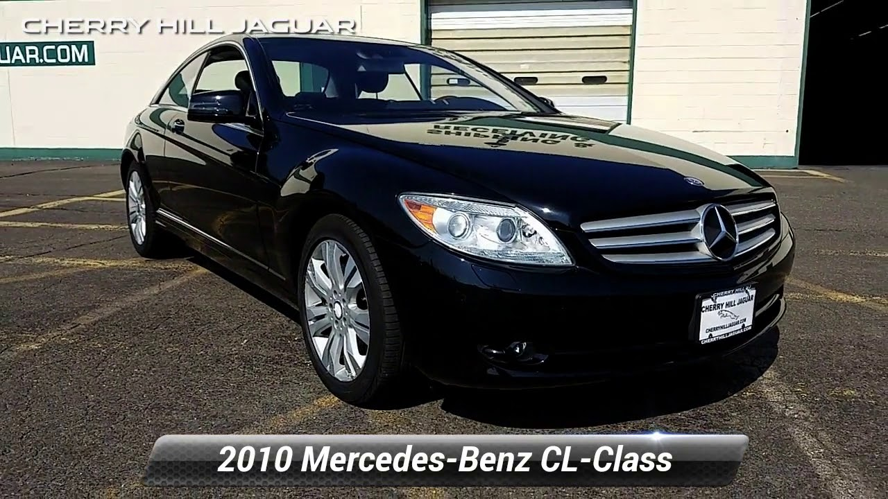 Used 2010 Mercedes Benz CL Class CL 550, Cherry Hill, NJ 23696