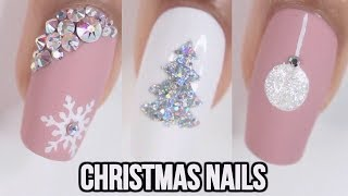 Download 5 EASY CHRISTMAS NAIL IDEAS Mp3 and Videos