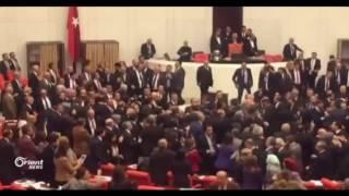 جولة ثانية امام إقرار مسودة التعديلات الدستورية التركية