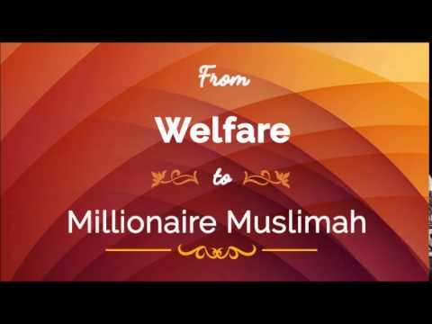 Home Based Entrepreneur & Millionaire Muslimah