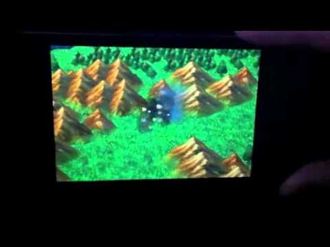 Final Fantasy III (iPhone iPod touch) - Worldmap / Cutscenes - YouTube