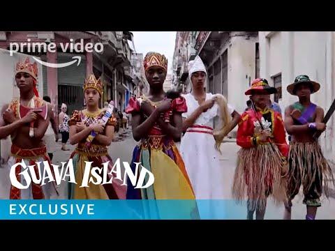Guava Island - Behind the Scenes: Kids | Prime Video
