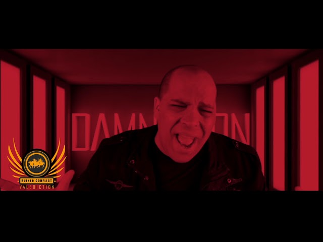 Ruined Conflict - Damnation ( Official Music Video )