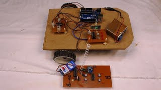 Arduino Based Gesture controlled robot using Accelerometer sensor  -[ with code and circuit diagram]