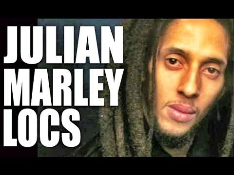 JULIAN MARLEY'S DREADLOCKS
