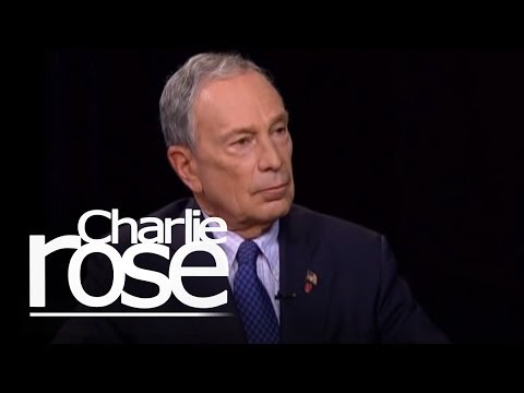 Mayor Michael Bloomberg (09/12/11) | Charlie Rose
