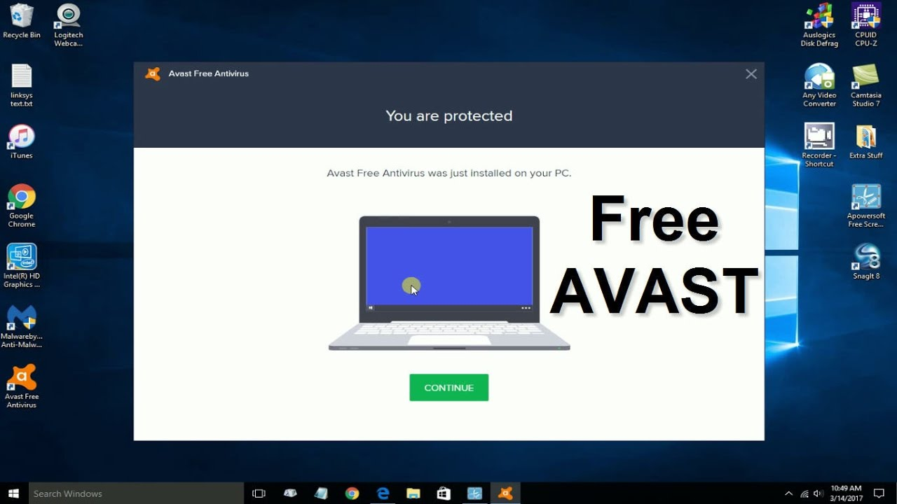 avast for more than one computer