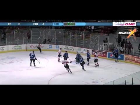 SweatX ECHL Filthy Plays of the Week - Dec. 11-17, 2017