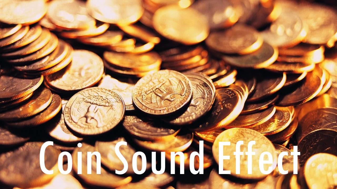 Coin Sound Effect DNA Free Sound Fx - YouTube