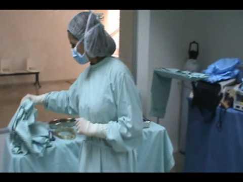 Vestida Paciente Quirurgico  YouTube
