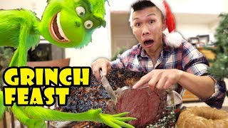 making-the-grinch-s-christmas-feast-from-movie-life-after-college-ep-621