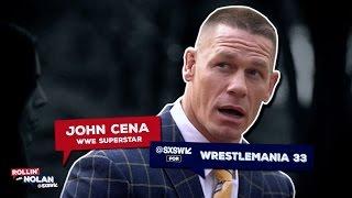 Rollin' with Nolan @ SXSW - John Cena Interview | FOX SPORTS