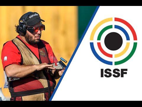Trap Men Final - 2016 ISSF World Cup in all events in Rio de Janeiro (BRA)