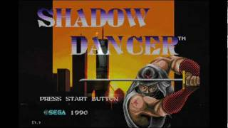 Sega Classic Music Remix! - Shadow Dancer