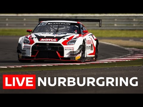 LIVE - Blancpain GT 2016 - Nurburgring - Full Main Race