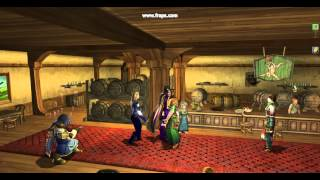 LotRO: Imladris server Saturday Night Social - Bainith, Ellonur and Gwyndir dancing