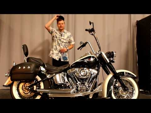 2012 Softail Deluxe at Biggs Harley-Davidson in San Marcos, CA
