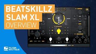 Slam XL by Beatskillz   Channel Strip Emulation Plugin for Mastering