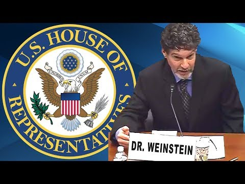 Bret Weinstein Testifies to Congress on The Evergreen State ...