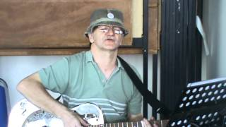 Papa Delta - Walking Blues (Son House/Eric Clapton Cover)