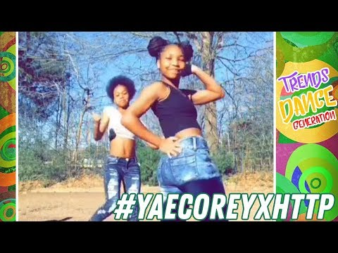 POOCH YAE Challenge Best Collab Dance Compilation #yaecoreyxhttp