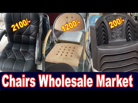 Chairs Wholesale Market | Explore Plastic Chair, Office Furniture, Wooden Chairs In Cheap Price...