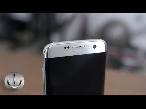 Samsung Galaxy S7 Edge Silver Titanium - Review | The Edge of Perfection