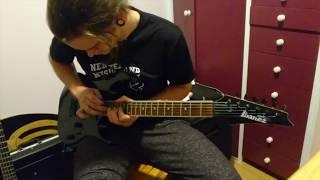 Ocean of Apathy Guitar Playthrough