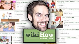 Finding the WORST WikiHow article (JackAsk #96)