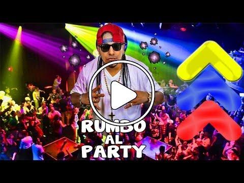 Oveja Negra - Rumbo al Party (Prod Ronny Jay) @Regaetonecuador