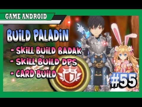 SP 89 Build Skill Paladin Tanker - Build Skill Paladin DPS - Build Card Paladin Laplace M #55