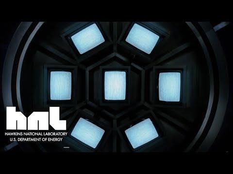 HNL Control Room - Stranger Things