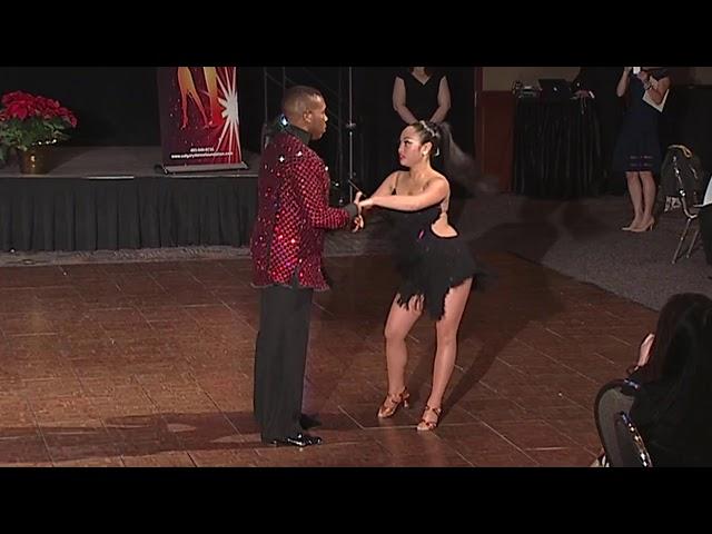 Stefan 'Rumba' Keyes—Calgary STARS Gala 2015