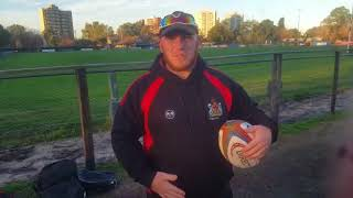 Testimonial James Rayner -  Lord Wandsworth Rugby Tour 2018