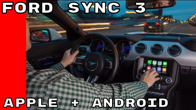 Ford Enables CarPlay, Android Auto on 2016 Models