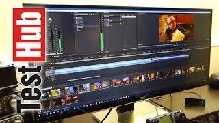 aoc u3477pqu 34 21 9 ultrawide ips monitor 3440x1440 test review recenzja prezentacja