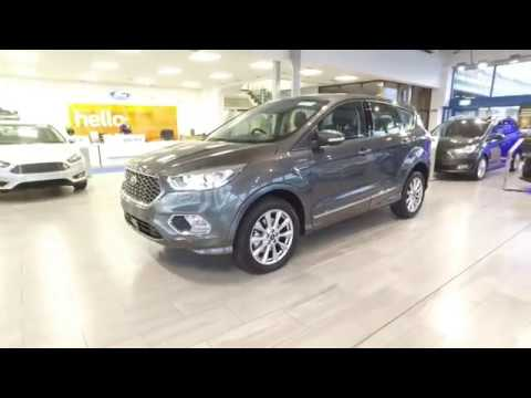 ford kuga vignale 2018 youtube. Black Bedroom Furniture Sets. Home Design Ideas