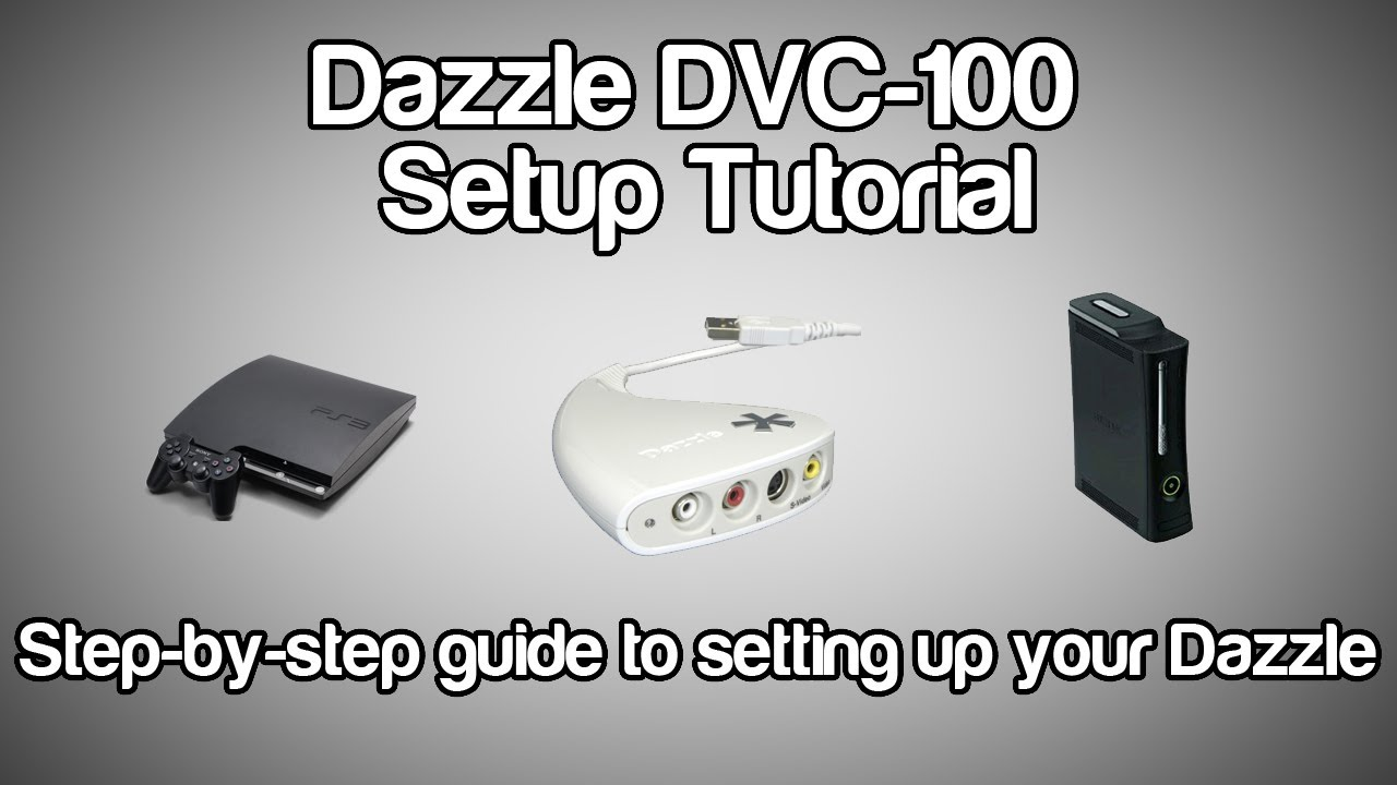 PINNACLE DAZZLE DVC 100 DVD RECORDER DRIVERS (2019)