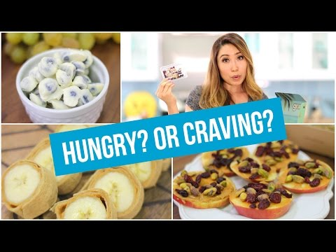 5 Easy Healthy Snack Ideas!