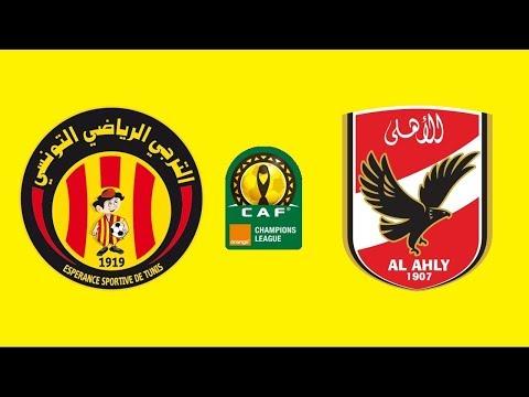 ES Tunis vs Al Ahly Live 6 september 2017