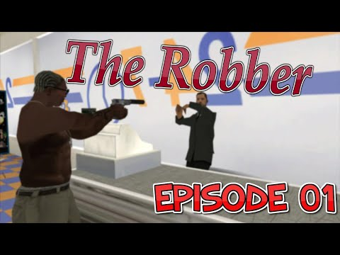 The Robber - BACK IN TOWN (1)