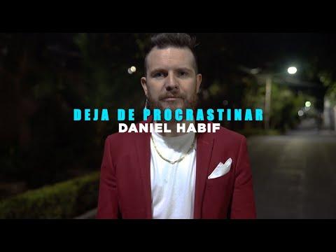 DEJA DE PROCRASTINAR - Daniel Habif